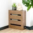 1年保証 ルーターボックス 35×12×38cm 木製 ケーブルボックス 収納 ボックス 収納ボックス ルーター ルータ 電源 コ…