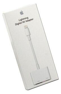 Apple apple Lightning - Digital AV adapter MD826AM/A