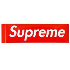 Supreme シュプリーム Box Logo ステッカー 正規品 1枚 サイズ 5.7cm X 19cm