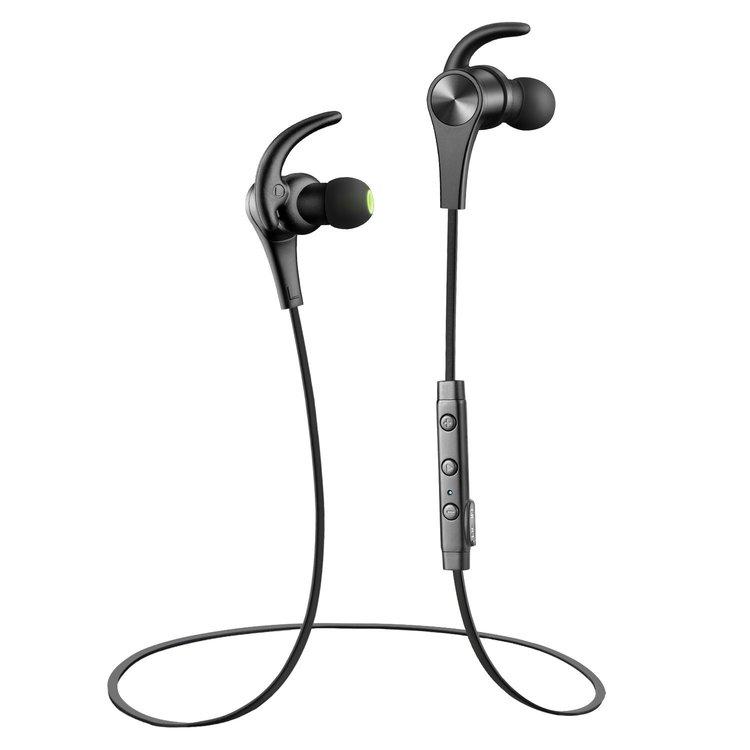 【メーカー直営・100%正規品】SoundPEATS(サウンドピーツ) Q12 Bluetooth イヤホン ワイヤレス イヤホン Bluetooth ブルートゥース イヤホン【30日間返品フリー&1年間メーカー保証付】【送料無料】