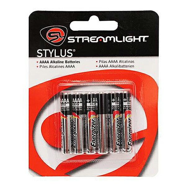 【メール便なら送料無料 / 5個まで】StreamLight(ストリームライト) 単6アルカリ電池 6本パック スタイラス用