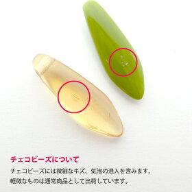 チェコビーズ・ビーズパーツ・ダガービーズ(16×5mm・クリスタルAB)10粒入り【DAGGERBEADS】