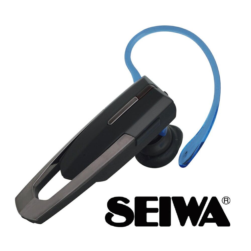 【送料無料】Bluetooth ブルートゥース イヤホン BT630 セイワ SEIWA ハンズフリー ヘッドセット スマホ iPhone 車 クルマ 便利グッズ 両耳 マルチポイント 部屋 家庭 キッチン 現場 職人 カー用品