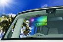 【サンバイザー】 バイザー 日よけ まぶしくない 車 クルマ セイワ SEIWA ハーフミラー 便利グッズ [W909] カー用品 ★送料無料★