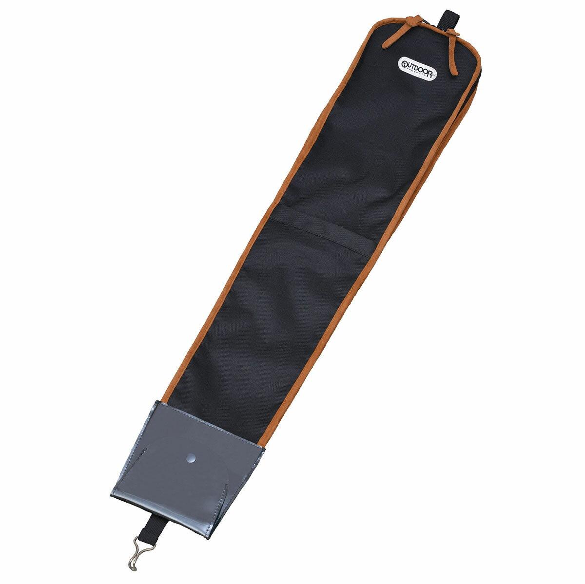 【 OUTDOOR PRODUCTS 】傘入れケース for car OD18 セイワ seiwa 傘入れ ホルダー 車 車内 傘立て 濡れない 3本同時収納 カサ かさ 便利グッズ カー用品 アウトドア プロダクツ