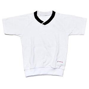 お着替えしやすいVネック体操服 クリーンマジック素材 日本製【あす楽】