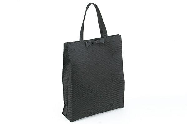 日本製 フォーマルサブバッグ 黒 B4対応お受験/面接/学校説明会/フォーマル【あす楽】