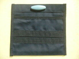 付けポケット【ティッシュケースタイプ】【安全ピン付き】移動ポケット【お受験用品の店●ハッピークローバー】【あす楽対応商品】 移動ポケット