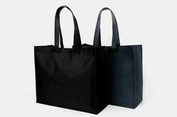 お受験 バッグ【横型】リボン サブバッグ【Lサイズ】【黒】【紺】お受験/面接/学校説明会/フォーマル【あす楽】