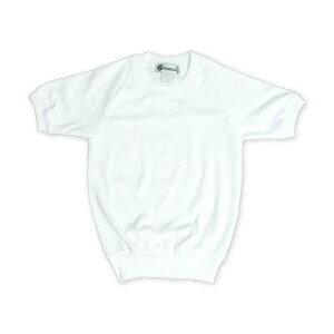 丸首半袖体操シャツ 100〜130サイズ お受験用 日本製【あす楽】