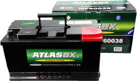 あす楽対応【あす楽対応_関東】PSI-1A S-1A 60038 60044 100AHベンツ BMW ジャガー適合 専門誌・雑誌等で証明された高性能 ATLAS(アトラス)バッテリー