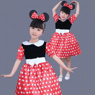 여러번 입하!할로윈 의상 아이 미니-의상 아이 드레스 아동복 여자 아이 드레스 아이 미니-원피스 선물 닷 무늬 아이 드레스코스츄무코스프레미니디즈니