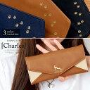 ☆-伸びするネコの大人可愛い財布。猫モチーフ長財布『Charles』チャールズ/お財布 長財布 財布 ロングウォレット レ…