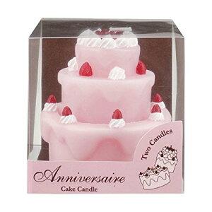 メイク・ア・ウィッシュキャンドル メッセージが現れます♪スイーツキャンドル誕生日ケーキ 誕生日キャンドル カメヤマキャンドル ロウソク 蝋燭 ケーキギフト/プチギフト/プレゼント 0118