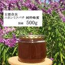 国産純粋はちみつ【500g】古都奈良のニホンミツバチのはちみつ 純粋はちみつ蜂蜜日本蜜蜂【国産蜂蜜】にほんみつばち…