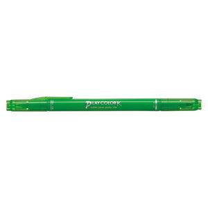 【ポイント20倍】(まとめ) 水性サインペン トンボ鉛筆 プレイカラーK 黄緑 WS-PK06 4901991647167 1本【100×セット】