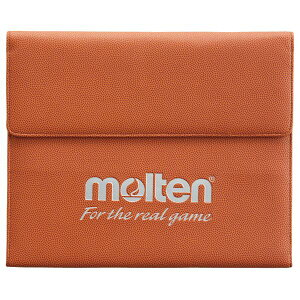 【ポイント20倍】【モルテン Molten】 スポーツ用 バインダー/ドキュメントケース 【縦26.5×横32cm】 名刺ポケット カード入 ペンホルダー付き