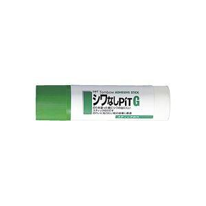 【ポイント20倍】(業務用100セット) トンボ鉛筆 スティックのりしわなしピット PT-GAS