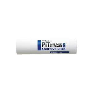 【ポイント20倍】(業務用100セット) トンボ鉛筆 スティックのりピットハイパワー PT-GP 40g