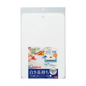 【ポイント20倍】(まとめ)レック 抗菌剤配合 汚れにくいシートまな板 L KK-217 1枚 【×5セット】
