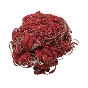 【ポイント20倍】(まとめ)アサヒサンレッド 布たわしサンドクリーン 大 中目 赤 1個【×10セット】