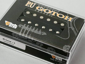 【GOTOH PICKUPS】 ハムバッカーPU HB-Custom リア 【SSMay15_point20】【20P30May15】