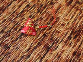 台湾台北艋舺龍山寺の香り袋のお守り!(その10平安/観世音菩薩)観世音菩薩のお守りストラップです。/エスニック/アジアン雑貨(ポスト投函配送選択可能です)
