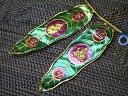 ガネーシャとラクシュミのヒンズー祭用お飾りその2/エスニック/アジアン雑貨(ポスト投函配送選択可能です)