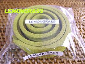 お香 タイのお香 うずまき香COILS INCENSE(LEMONGRASS/レモングラス)/全部で32種類の香り!/インセンス/インド香/アジアン雑貨(ポスト投函配送選択可能です/6箱毎に送料1通分が掛かります)