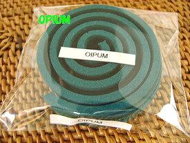 お香 タイのお香 うずまき香COILS INCENSE(OPIUM/オピウム)/全部で32種類の香り!/インセンス/インド香/アジアン雑貨(ポスト投函配送選択可能です/6箱毎に送料1通分が掛かります)