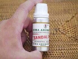 SIMA AROMATICS PURE SANDAL OIL(ピュアサンダル)アロマオイル!インド雑貨/アメリカ雑貨(ポスト投函配送不可)