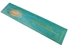 お香 ネパールのロクタ紙にヒマラヤの押し花のお香(Herbal Peppermintハーバルペパーミント) スティック /オールナチュラル&オールハンドメイドインセンス/インド香やネパール香/アジアン雑貨(ポスト投函配送選択可能です/6箱毎に送料1通分が掛かります)