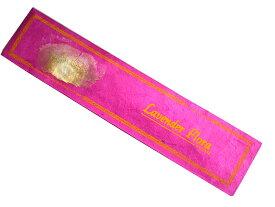 お香 ネパールのロクタ紙にヒマラヤの押し花のお香(Lavender flolaラベンダーフローラ) スティック /オールナチュラル&オールハンドメイドインセンス/インド香やネパール香/アジアン雑貨(ポスト投函配送選択可能です/6箱毎に送料1通分が掛かります)