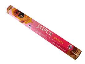 お香 ジャイプール香 スティック /SHASHI JAIPUR/インセンス/インド香/アジアン雑貨(ポスト投函配送選択可能です/6箱毎に送料1通分が掛かります)