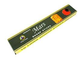 お香 アショーカ マーズ ドゥープ香 キングサイズ/ASOKA TRADING MARS DHOOP/インセンス/インド香/アジアン雑貨(ポスト投函配送選択可能です/6箱毎に送料1通分が掛かります)