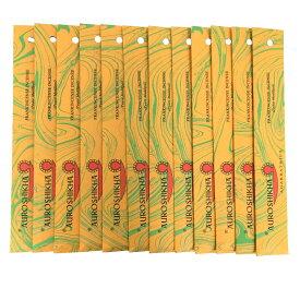 AUROSHIKHA オウロシカ(FRANKINCENSEフランキンセンス12個セット) マーブルパッケージスティック /インセンス/インド香