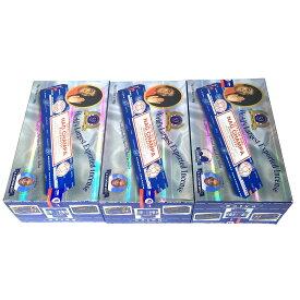 お香 サイババ ナグチャンパ香 スティック 卸おまとめプライス3BOX(36箱) 宅配便送料無料 /SATYA SAI BABA NAG CHAMPA /インセンス/インド香/アジアン雑貨