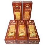 お香チャンダン香スティック卸おまとめプライス5BOX(30箱)CHANDAN/インド香/送料無料