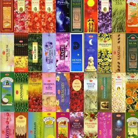 お香40種類から7種類選べるお香セット!1箱20本入り合計140本送料無料(ポスト投函/他商品同梱不可です)でお送りします! スティック インセンス アジアン雑貨 1000円ポッキリ