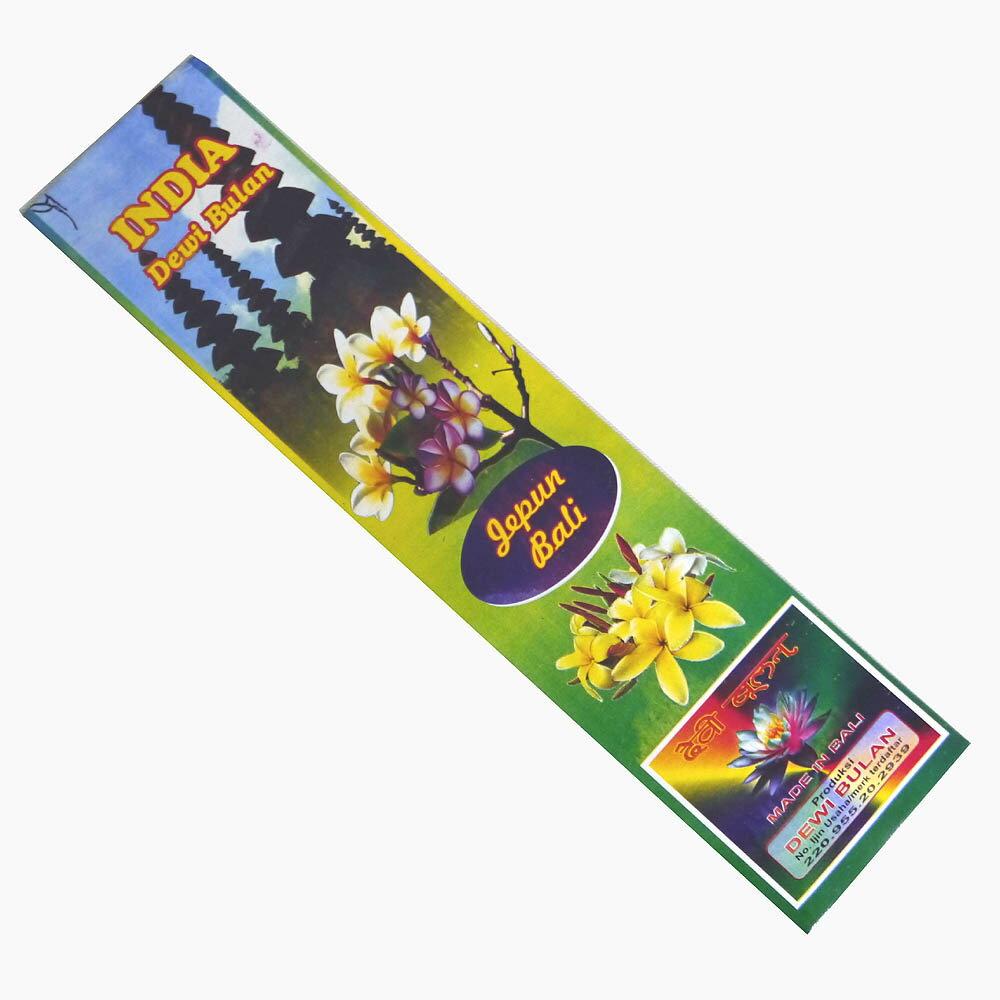 お香 バリのお香DEWI BULANデヴィブラン JEPUN BALIジュプンバリ スティック /バリ島より直輸入!/インセンス/インド香/アジアン雑貨(ポスト投函配送選択可能です/6箱毎に送料1通分が掛かります)