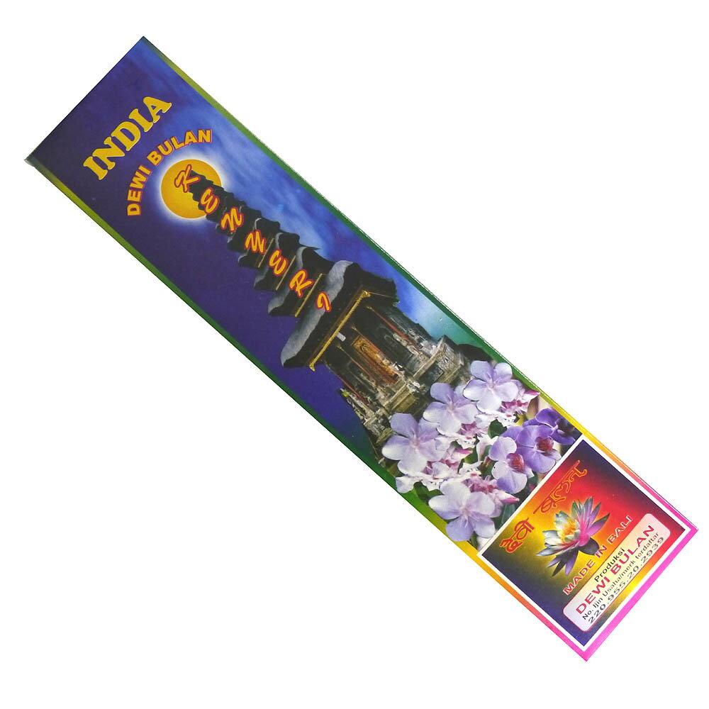 お香 バリのお香DEWI BULANデヴィブラン KENYERIケンヨリ スティック /バリ島より直輸入!/インセンス/インド香/アジアン雑貨(ポスト投函配送選択可能です/6箱毎に送料1通分が掛かります)