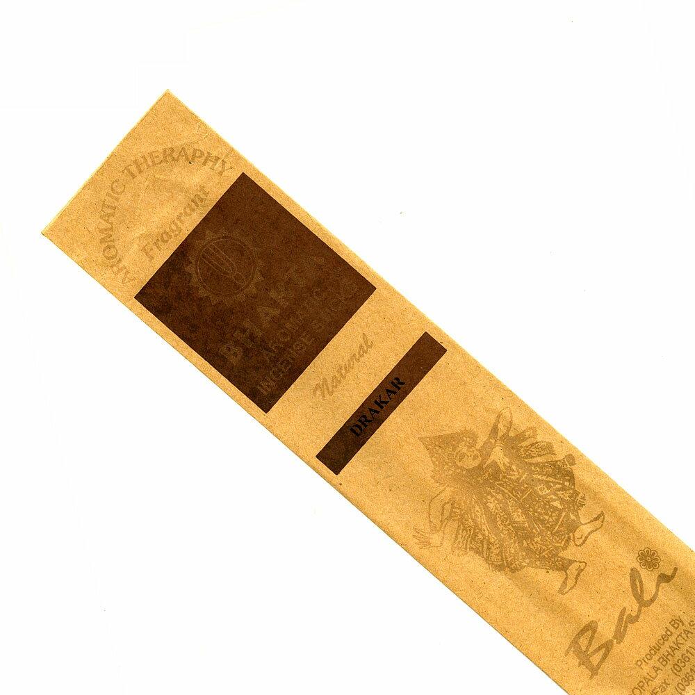 お香 バリのお香BHAKTA DRAKARドラカー スティック /BALI BHAKTA バクタ(バキタ)/バリ島より直輸入/インセンス/インド香/アジアン雑貨(ポスト投函配送選択可能です/6箱毎に送料1通分が掛かります)