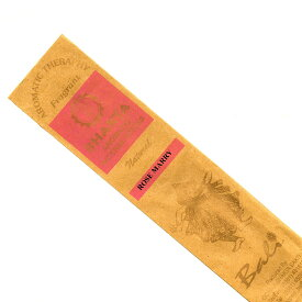 お香 バリのお香BHAKTA ROSE MARRYローズマリー スティック /BALI BHAKTA バクタ(バキタ)/バリ島より直輸入/インセンス/インド香/アジアン雑貨(ポスト投函配送選択可能です/6箱毎に送料1通分が掛かります)