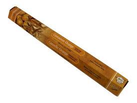 お香 シナモンオレンジ香 スティック /FLUTE CINAMON ORANGE/インセンス/インド香/アジアン雑貨(ポスト投函配送選択可能です/6箱毎に送料1通分が掛かります)