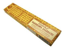 お香 ゴロカ ナグチャンパ香レギュラーボックス スティック /GOLOKA NAG CHAMPA/インセンス/インド香/アジアン雑貨(ポスト投函配送選択可能です/3箱毎に送料1通分が掛かります)