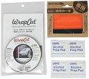 カーラッピング 【ツールキット】( WrapCut ナイフレスラインテープ 60m / ラッピング専用スキージー / 下地処理用 脱脂パット) 【カ…