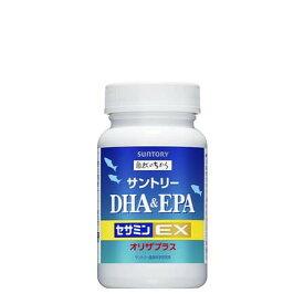 □サントリー DHA&EPA セサミンEX 120粒 オリザプラス