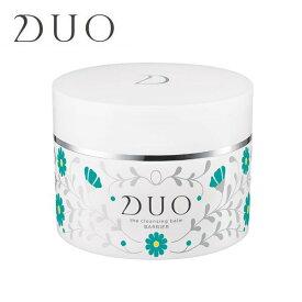 □限定 DUO デュオ ザ クレンジングバーム バリア 薬用 敏感肌 100g