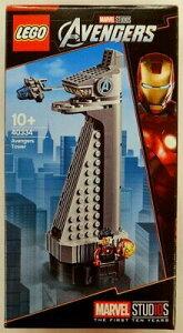 □レゴ LEGO 40334 アベンジャーズタワー スーパー・ヒーローズ アベンジャーズ・タワー