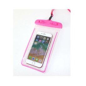 スマホケース 透明 タッチ 医療現場 介護施設 病院 老人ホーム iPhone Android 防水ケース 防水カバー 男女兼用 HappyCloset